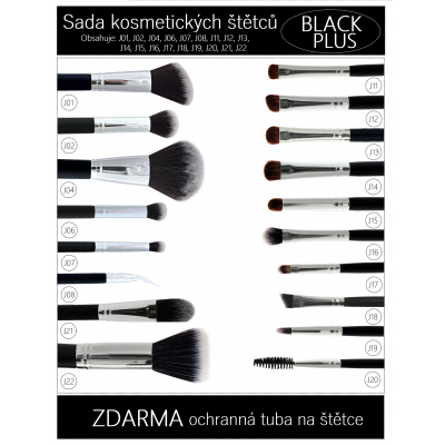 Sada BLACK PLUS