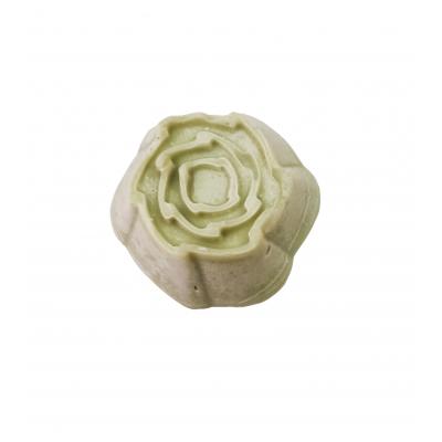Olivové mýdlo na čištění štětců růže