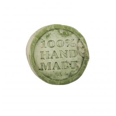 Olivové mýdlo na čištění štětců handmade